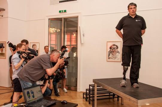Pressekonferenz Fühlende Prothese am 8.6.2015